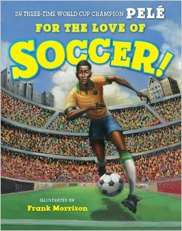 for the love of soccer