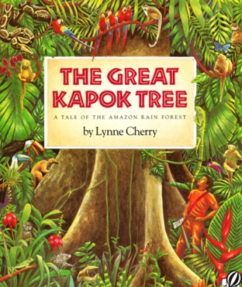 great kapok tree