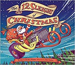 12 sleighs